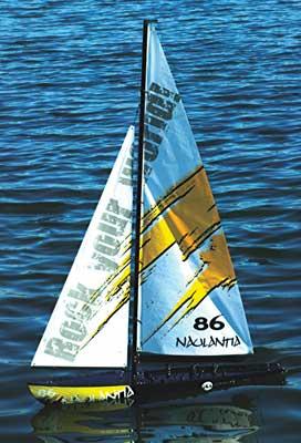 Review: Thunder Tiger Naulantia 1M Yacht