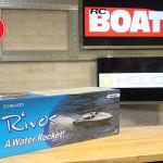 Helion Rivos RTR Electric Boat