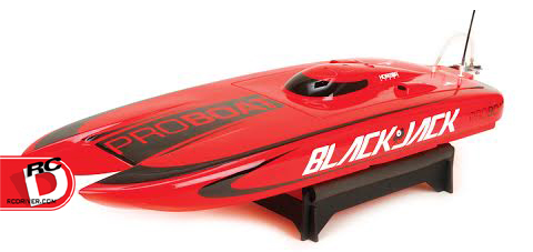 Proboat - Blackjack 29 BL Catamaran RTR copy