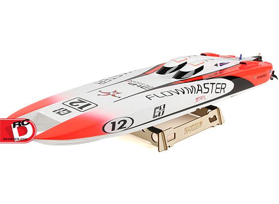 HobbyKing C1 Flowmaster Twin Catarmaran - RC Boat Magazine