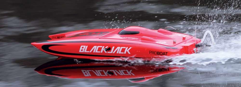 Pro Boat's Blackjack 24 RC Catamaran Reviewed - RC Boat Magazine