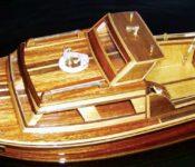 New Zealand Tuna Boat: A custom design based on an R. T. Hartley blueprint