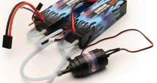 MaxAmps Water-Cooled Hard-Case LiPo Kit