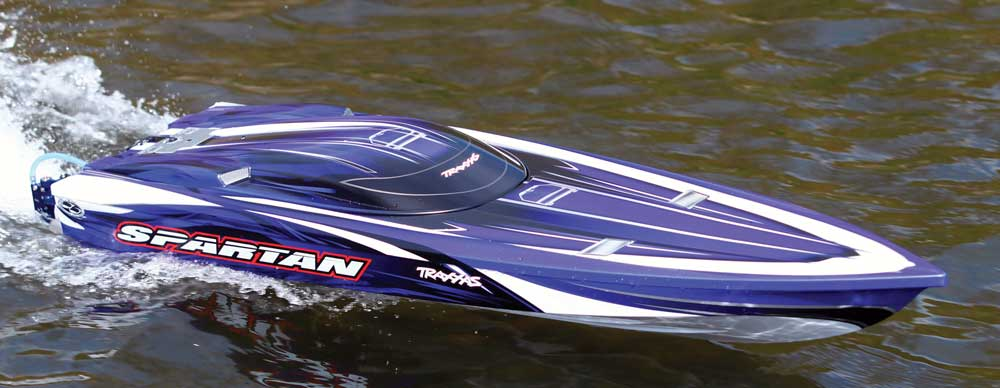 Traxxas Spartan Rc Boat Magazine