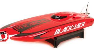 Proboat - Blackjack 29 BL Catamaran RTR copy